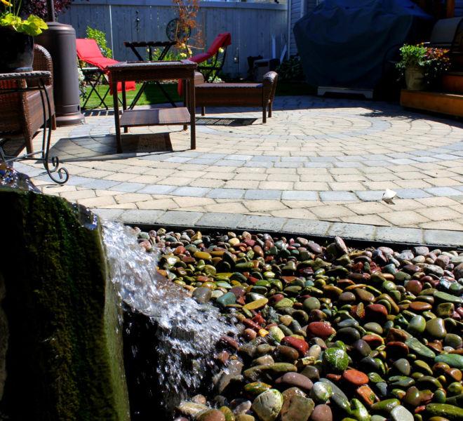 JPL Water Feature